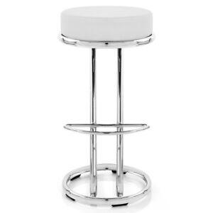 Miraculous Details About Zizi Fixed Height Chrome Kitchen Breakfast Bar Stool Available In 5 Colours Ocoug Best Dining Table And Chair Ideas Images Ocougorg