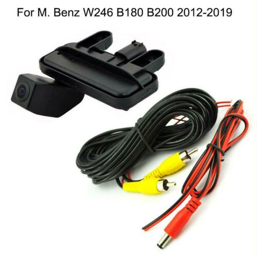 Trunk Handle CCD Rear View Parking Camera For M Benz W246 B180 B200 2012-2019