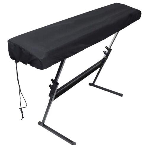 88 Tasten Elektrische Klavier Tastatur Abdeckung Staub Schutz Schrumpf Stil H2W4