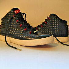 detailed pictures f821a 5f9ea item 4 NIKE LeBron 12 XII NSW Lifestyle QS Diamond Black Challenge Red  716417-001 10.5 -NIKE LeBron 12 XII NSW Lifestyle QS Diamond Black  Challenge Red ...