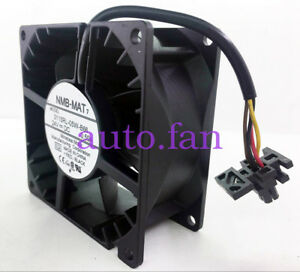 NMB-3115RL-05W-B66-Inverter-cooling-fan-DC24V-0-50A-80-80-38mm-4pin