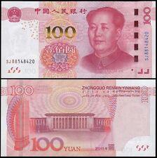 China (Chinese) 100 Yuan, 2015, P-909, UNC