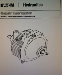 image is loading lawn-amp-garden-tractor-eaton-11-transmission-parts-