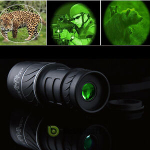 New-Day-Night-Vision-40X60-HD-Optical-Monocular-Hunting-Camping-Hiking-Telescope