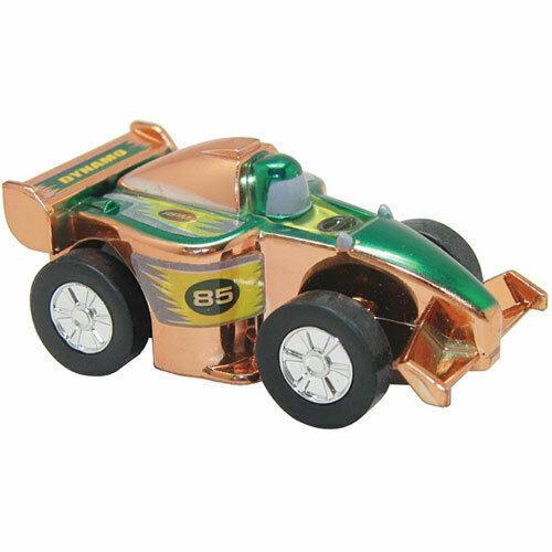 California Creations 20452 Z Pullbacks Car Toy Racers Multicolor Dynamo