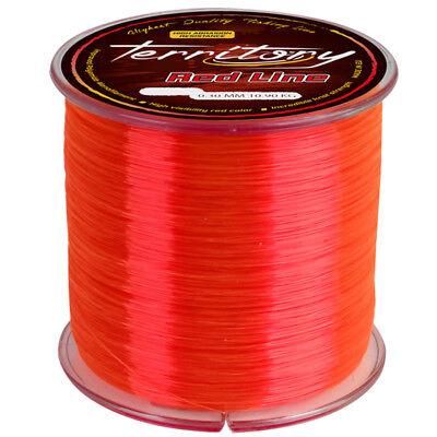 Carpex Neon red 0,26-0,40mm 600m karpfenschnur feederschnur cuerda angel cuerda