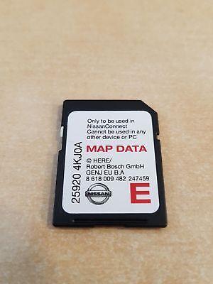 Conecte la tarjeta SD Nissan 259204kj0a