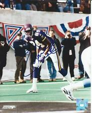 Randy Moss Minnesota Vikings Hand Signed 8x10 Autographed Photo COA