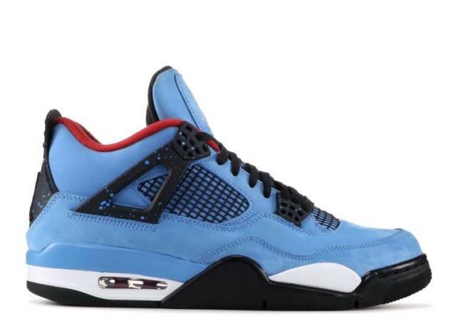 Nike Air Jordan 4 Travis Scott Cactus