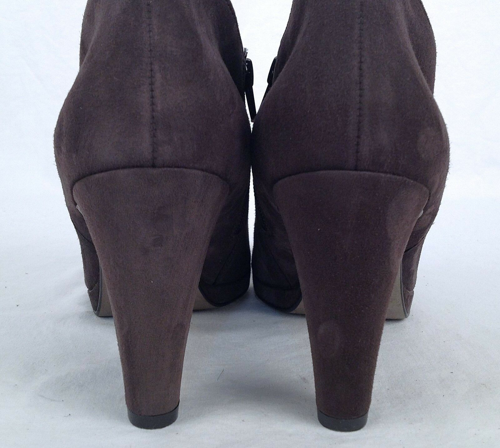 New  Paul vert 'Jazzy' 'Jazzy' 'Jazzy' démarrageie- gris Suede- Taille 10 US  7.5 AU  380- (P4) e04a8b