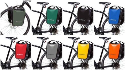 Crosso Dry Panniers 30L Waterproof Klickfix