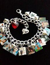 David Bowie Charm Bracelet Remembrance Beautiful