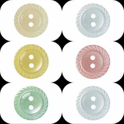 Molino de botones de borde paquetes al por mayor de tres tamaños