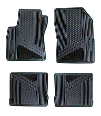 Floor Mats For Cars Set Of All Weather Oem Nissan Versa