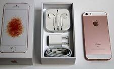 Apple iPhone SE 16GB Rose Gold (Verizon)Unlocked GSM LTE 4G Smartphone