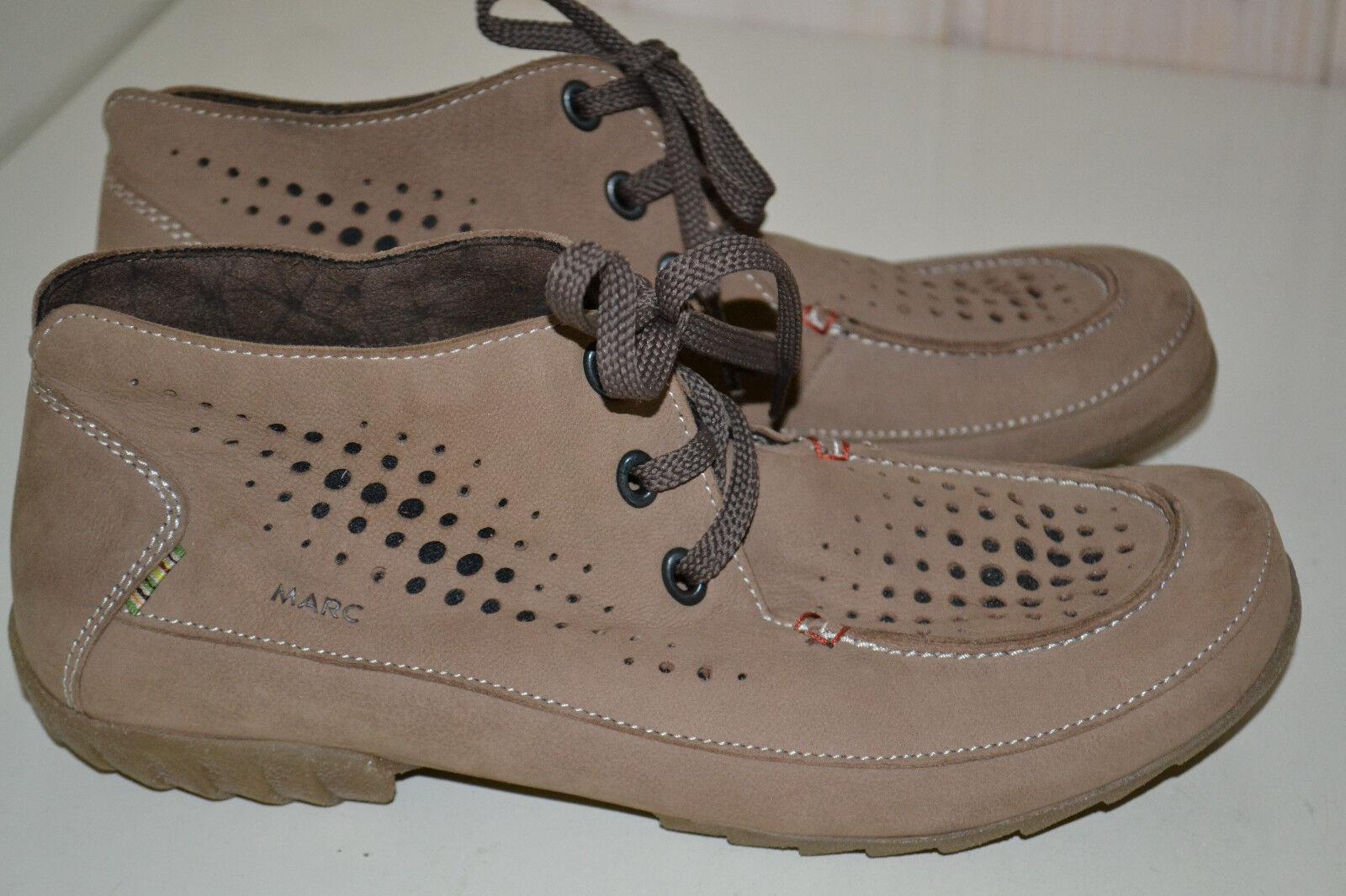 Damen Sneaker/Sommerschuhe-Original Marc art of Walking-Echtleder-Gr.37/37,5-Top