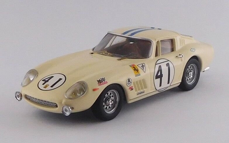 MODEL BEST 9710 - FERRARI 275 GTB 4    41 24H Daytona - 1969 Posey 1 43 2a6810