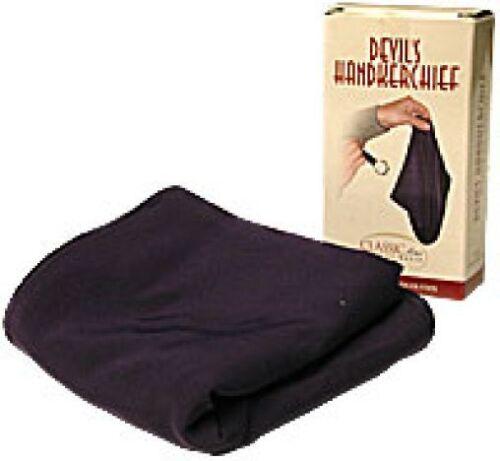 DEVIL HANDKERCHIEF BY BAZAR DE MAGIA MAGIC TRICKS CLOSE UP PROP SHOW VANISH KIDS