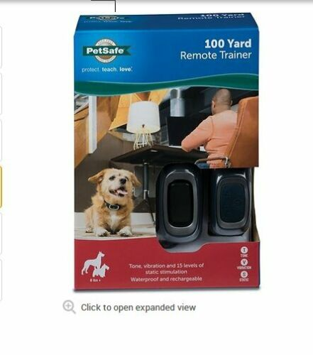 PETSAFE 100 YARD REMOTE TRAINER PDT00-16126