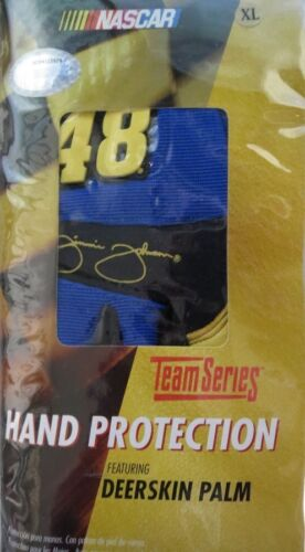 Nascar Gloves #48 Jimmie Johnson X-Large