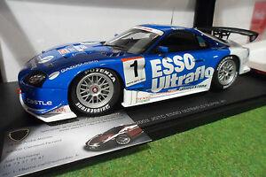 Toyota Supra Jgtc 2003 Esso Ultraflo #1 Au 1/18 Autoart 80315 Voiture Auto Art
