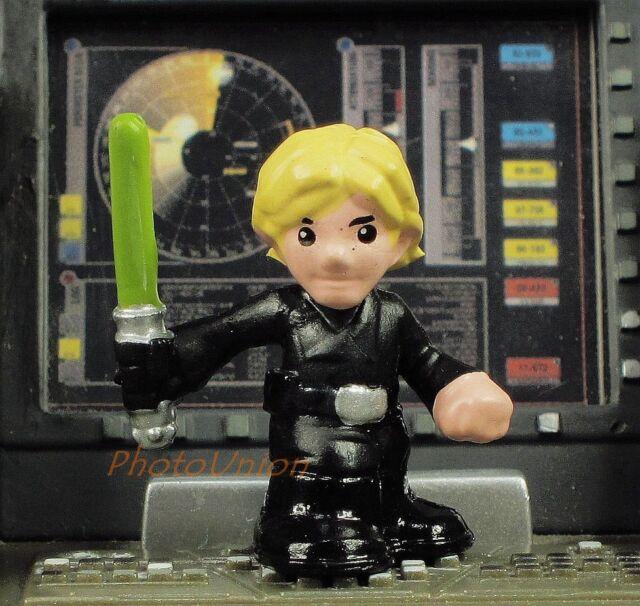 Hasbro Star Wars Fighter Pods Micro Heroes Luke Skywalker New Hope Jedi K28