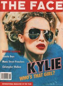 The Face Pop Culture Magazine June 1994 Kylie Minogue Beastie Boys 020321ame2