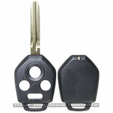 New Remote Key FOB Replacement Case 4 Button Blade Shell For Subaru