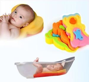 Bathtub Safety Sponge Mat Bath Support For Infant & Baby ...