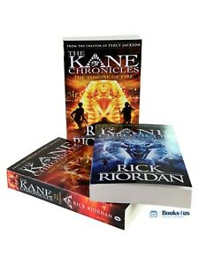 Kane-Chronicles-3-Books-Young-Adult-Collection-Paperback-Set-By-Rick-Riordan