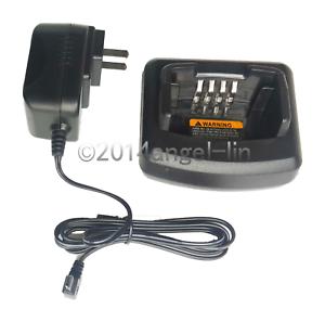 RLN6304 Battery Charger For Motorola RDV2040 RDU2040 RDV2080d 2Way Radio