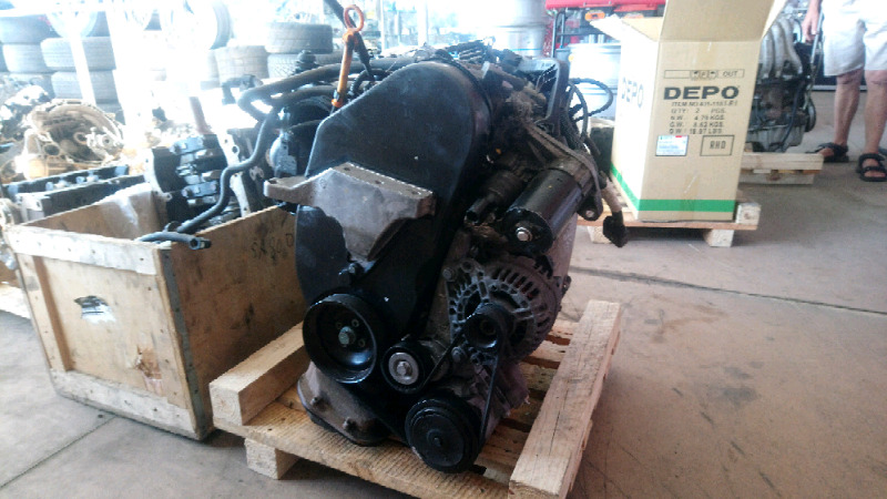 VW Polo BAH Complete Engine for Sale | Rustenburg | Gumtree
