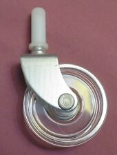 Set Of 4 Clear Plastic Wheel Casters
