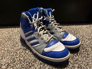Adidas 2002 Instinct Hi Top Vintage Basketball Mens 11