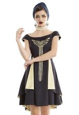 HARRY POTTER FANTASTIC BEASTS AND WHERE TO FIND THEM SERAPHINA DRESS JRS LG NEW