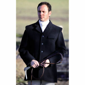 0a80d78f976c7 Shires Clifton Men's Hunting Jacket In Black Available In Different ...