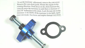 manual cam chain tensioner suzuki 00 15 drz400 s sm se 01 02 03 04 rh ebay com au drz400 manual cam chain tensioner adjustment Manual Cam Chain Tensioner Adjustment