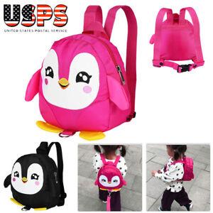 Safety-Harness-Leash-Strap-Baby-Kids-Toddler-Walking-Cosplay-Backpack-Reins-Bag