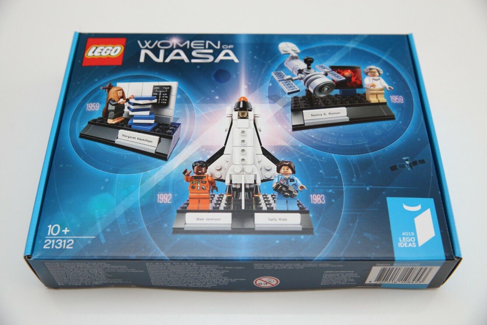 LEGO 21312 Ideas Women of NASA (New & Sealed)