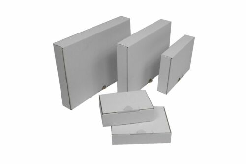 240 H:45mm  Qualitätswelle AS50002! B:160 250 Maxibrief-karton Kartons weiß L