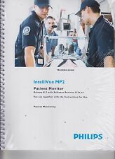 Philips IntelliVue Patient Monitor MP2 Training Guide NEW (E1-30)