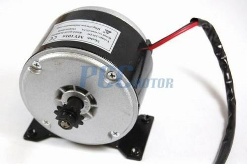 ELECTRIC SCOOTER BIKE MOTOR ENGINE 24 VOLT 250W CURRIE MY1016 P ST08