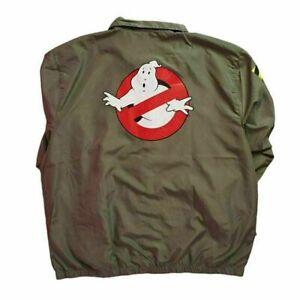 Ghostbusters-Windbreaker-Jacket-Small-S-New-in-Bag-WHO-YA-GONNA-CALL