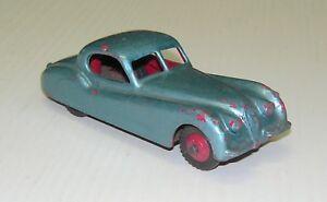 JAGUAR-XK120-157-Dinky-Toys-Modellino-Auto-Anni-039-60-Scala-1-43-Vintage-6