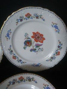 7-pcs-place-setting-Exquisite-Flower-Persan-Rouge-by-Royal-Limoges-mint