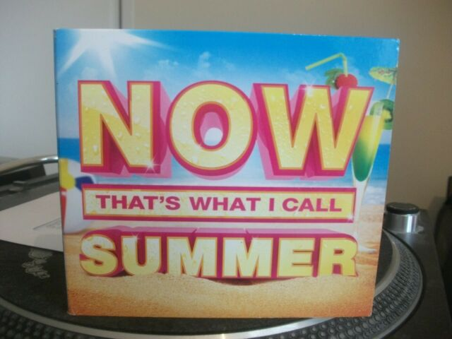 Various Artists - Now That's What I Call Summer  (3xCD 2014)