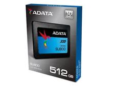 ADATA Ultimate SU800 512GB, Internal, 2.5 inch (ASU800SS-512GT-C) Solid State Drive