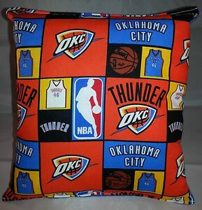 Thunder-Pillow-Oklahoma-City-Thunder-Pillow-NBA-OKC-Handmade-in-USA