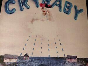 MELANIE MARTINEZ - CRY BABY - VINYL LP -- EXCELLENT