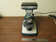 Sloan Instruments Angstrometer Microscope M-100 With Polaroid Camera Back